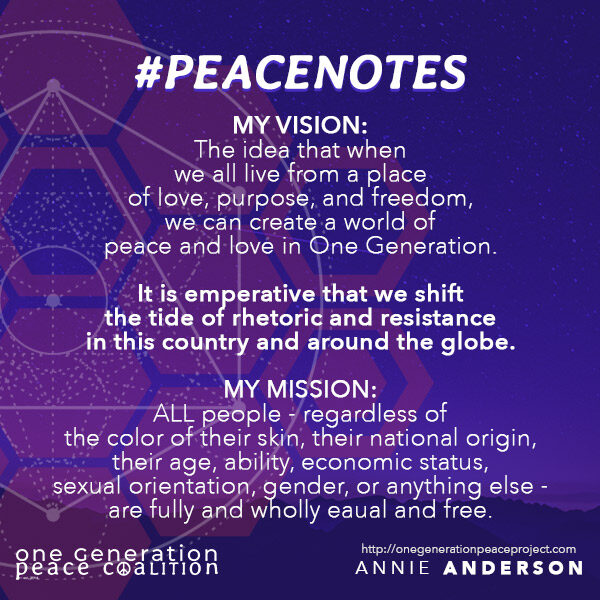 peacenotesVisionMissionPodcast